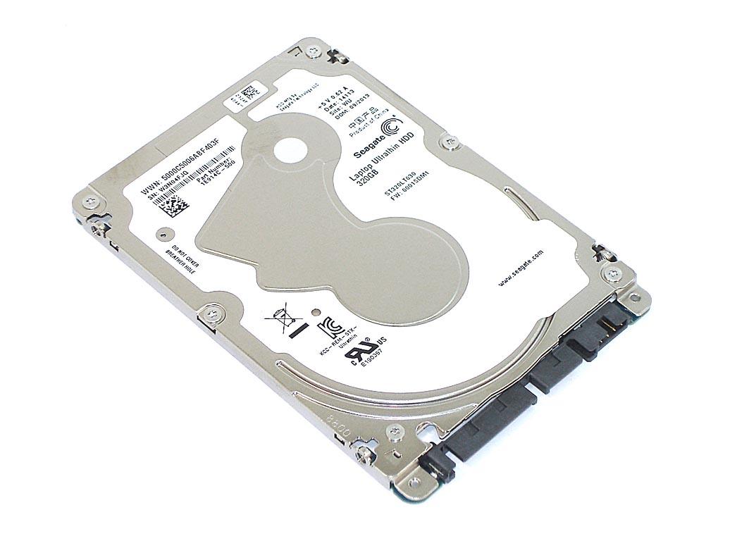 "Жесткий диск HDD 2,5"" 320GB Seagate ST320LT030"