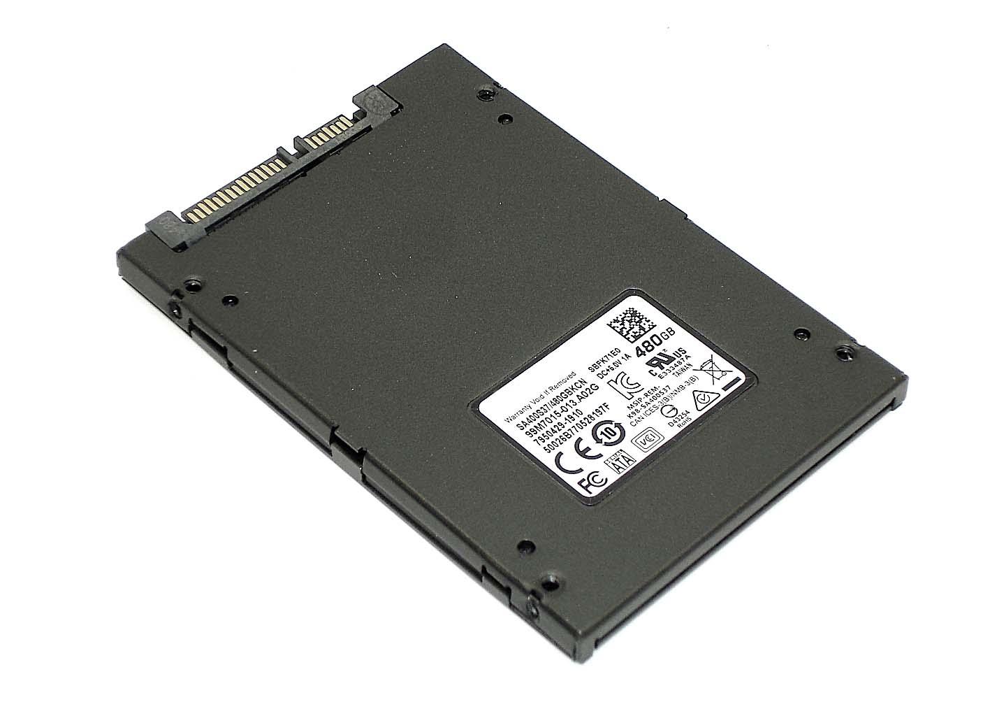 SSD SATA Kingston A400 480 Gb SA400S37/480GBKCN
