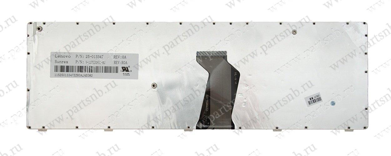 Клавиатура для ноутбука Lenovo IdeaPad V570