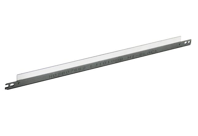 Дозирующее лезвие (Doctor Blade) Hi-Black для HP LJ 1010/1020/3015, с уплотнителем