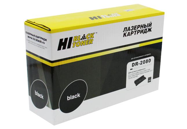 Драм-юнит Hi-Black (HB-DR-2080) для Brother HL-2130R/DCP-7055WR, 12K