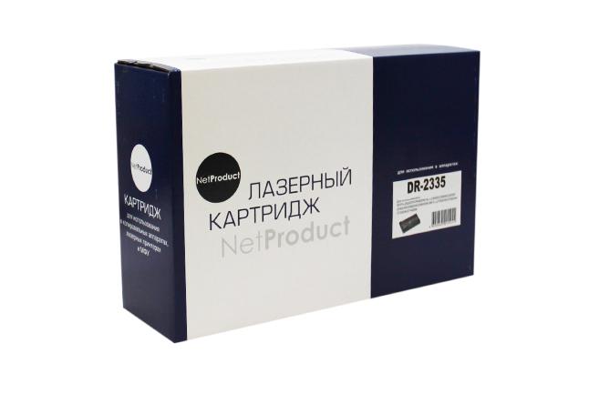 Драм-юнит NetProduct (N-DR-2335) для Brother HL-L2300DR/DCP-L2500DR/MFC-L2700DWR, 12K