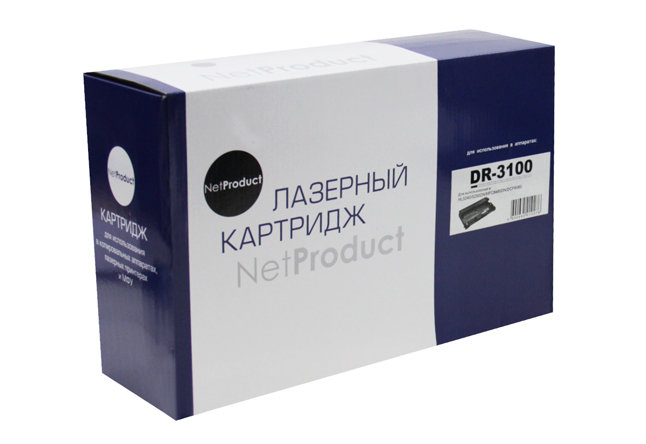 Драм-юнит NetProduct (N-DR-3100) для Brother HL-5240/5250/5270DN/5340D/5350DN/8370DN, 25K