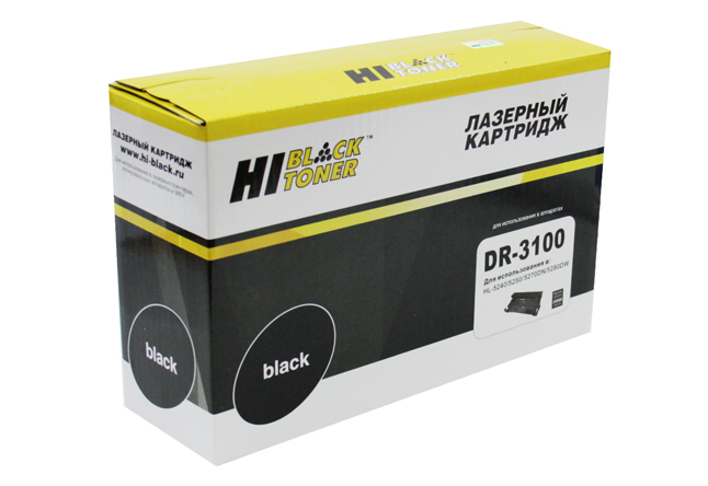 Драм-юнит Hi-Black (HB-DR-3100) для Brother HL-5240/5250/5270DN/5340D/5350DN/8370DN, 25K