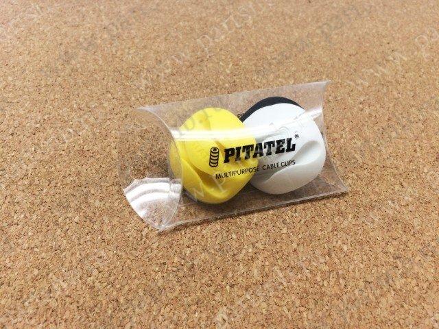 Набор клипс для крепления Pitatel PCC-02