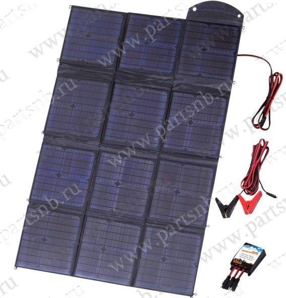 Cолнечное зарядное устройство TOPRAY Solar TPS-956-150W, 150W c контроллером 15А TPS-956-150W