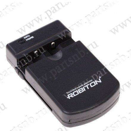 Универсальное зарядное устройство ROBITON SmartCharger, IV для аккумуляторов 16340, RCR 123A
