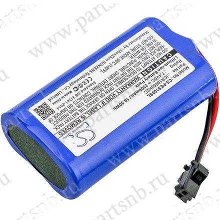 Аккумулятор CameronSino CS-PES100SL для мельницы для специй, ICR18650H2C для PEUGEOT ELIS, ICR18650H2C