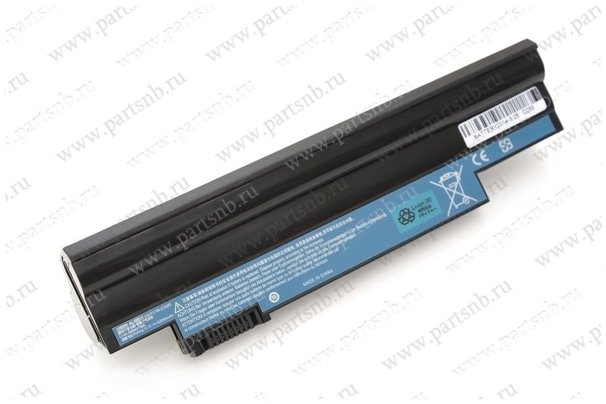 Аккумулятор для ноутбука Acer Aspire One D270-268kk