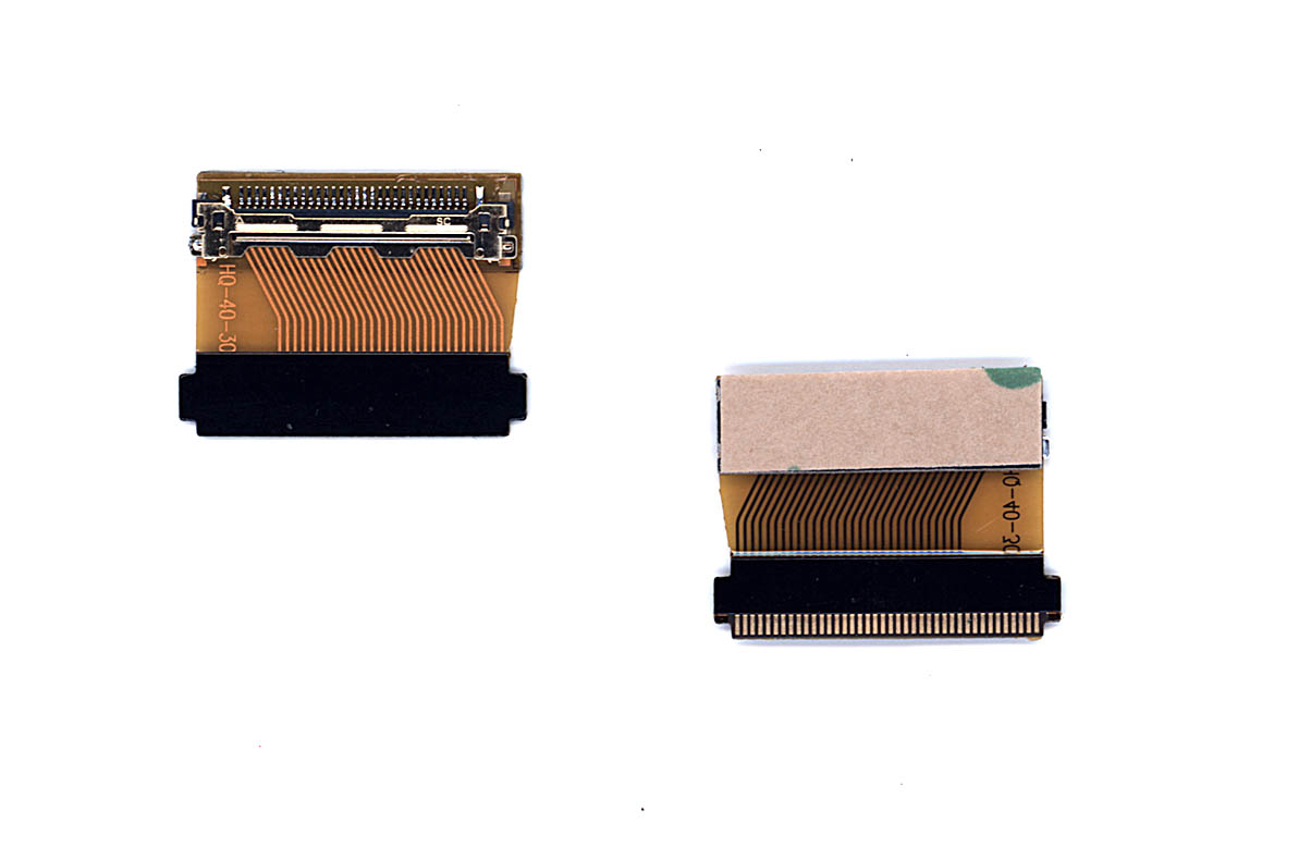 Переходник для матриц 40 (25мм) to 30 edp HQ-40-30