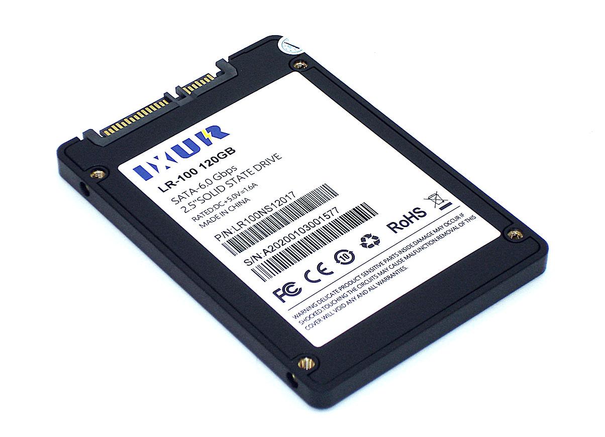 SSD SATA III 2,5 120 Gb IXUR