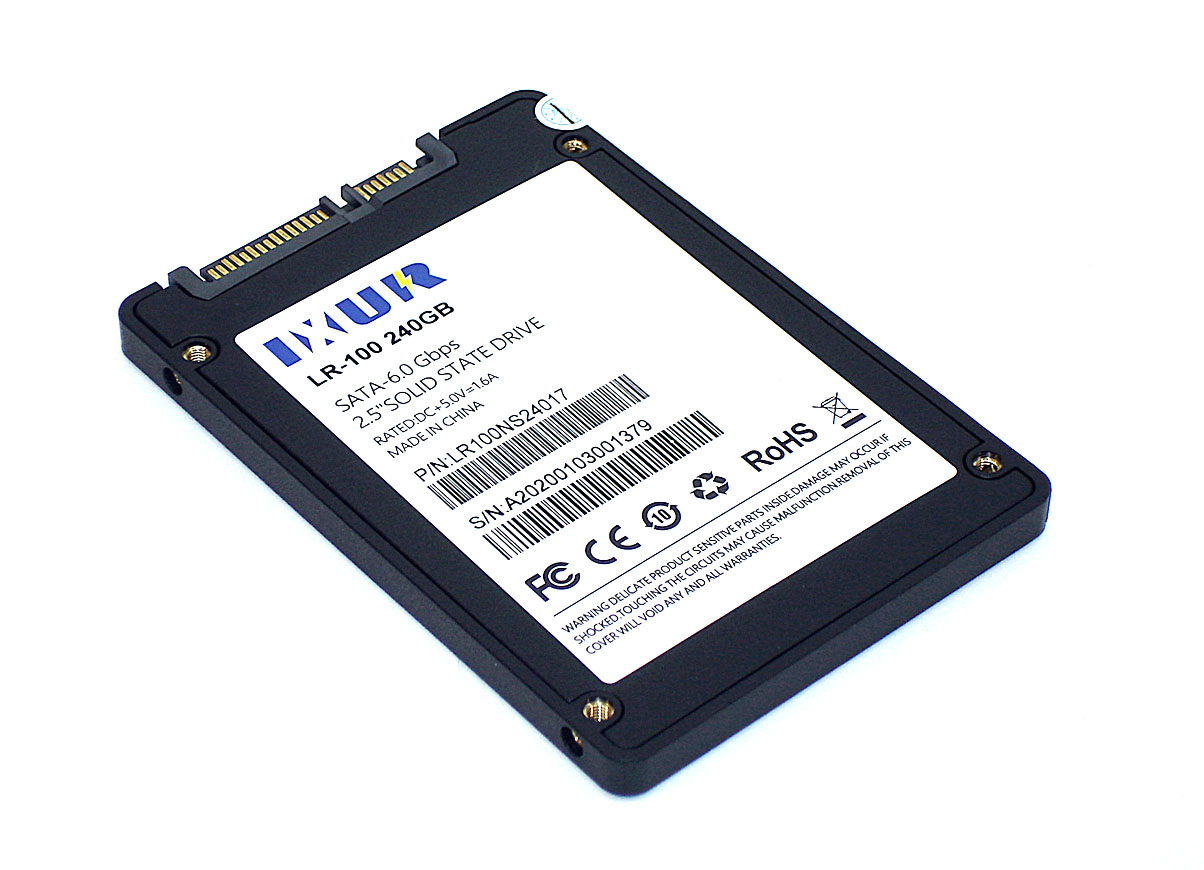 SSD SATA III 2,5 240 Gb IXUR