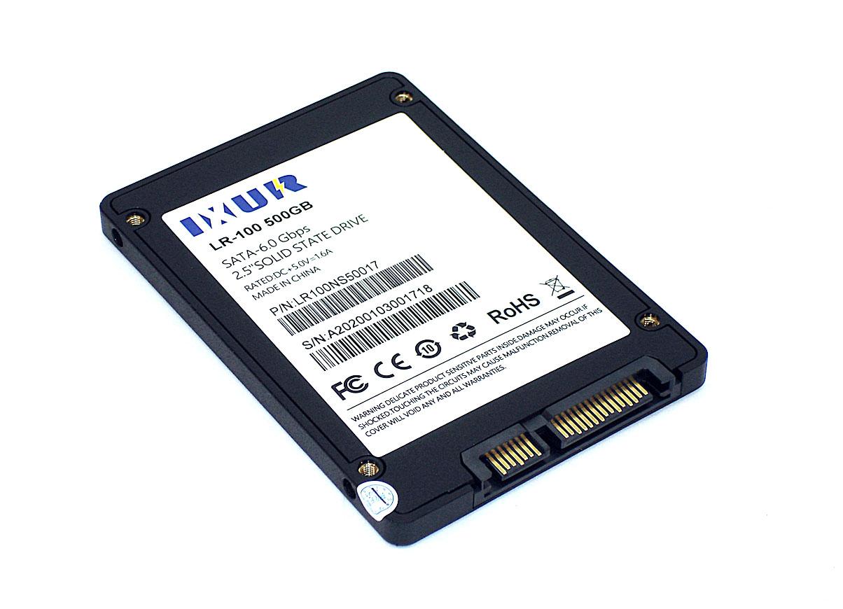 SSD SATA III 2,5 500 Gb IXUR