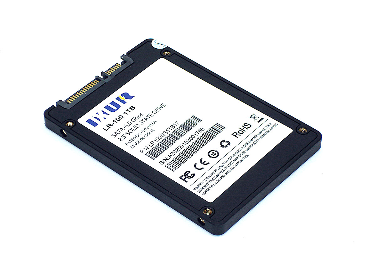 SSD SATA III 2,5 1Tb IXUR