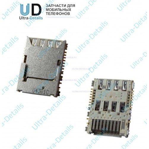 Коннектор SIM для Samsung J320