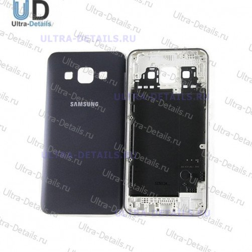 Корпус для Samsung A300F черный