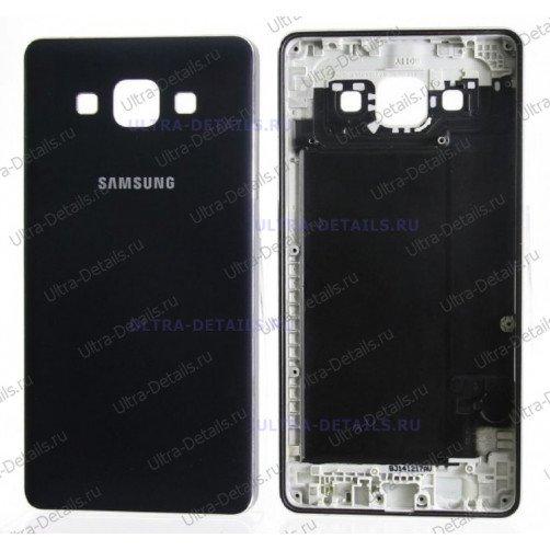 Корпус для Samsung A500F черный