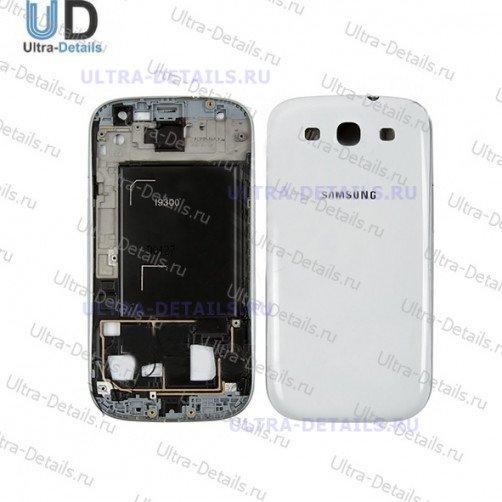 Корпус для Samsung S3 (i9300) белый