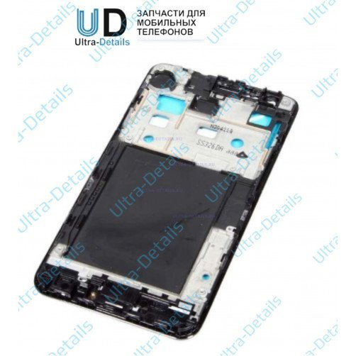 Рамка дисплея для Samsung i9100 (белый)