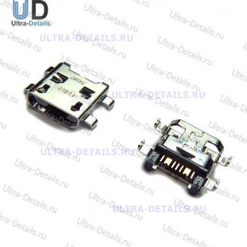 Системный разъем для Samsung i8262 (micro usb)