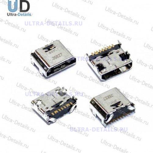 Системный разъем для Samsung i9082, i9080, i8552, i9060, i9152, T110, T111, G360H, G361H, T560