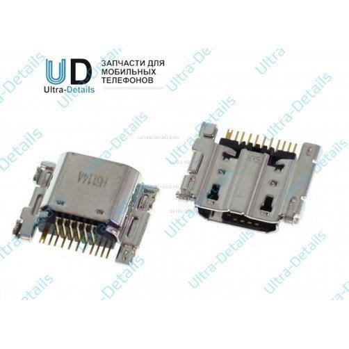 Системный разъем для Samsung Tab4 (micro usb)