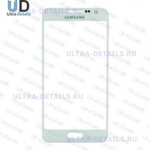Стекло для Samsung A300F (белый)