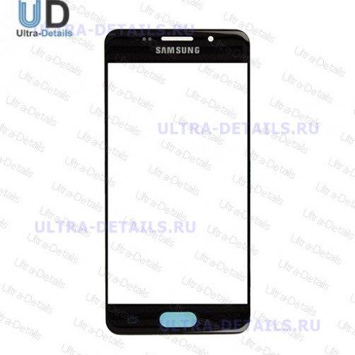 Стекло для Samsung A310F (черный)