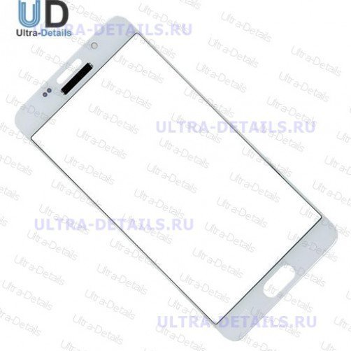 Стекло для Samsung A510F (белый)