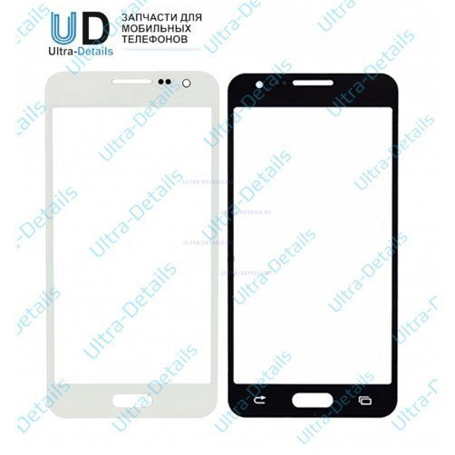 Стекло для Samsung A700F (белый)