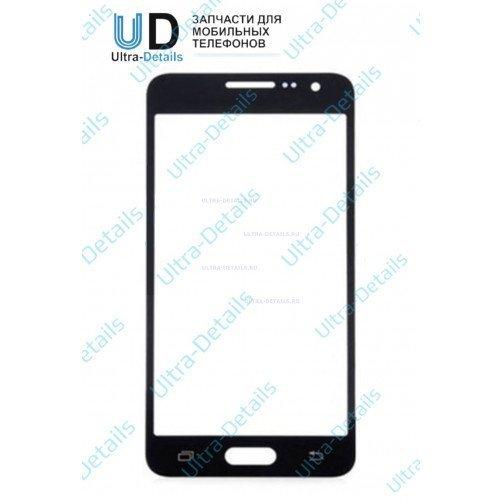 Стекло для Samsung A700F (черный)