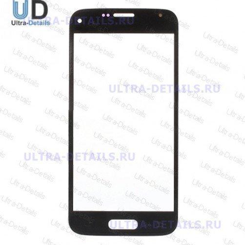 Стекло для Samsung G800F, G800H (S5 mini, S5 mini Duos) (черный)
