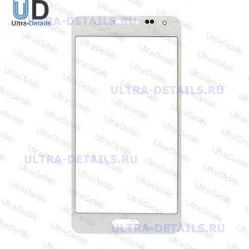 Стекло для Samsung G850F (Alpha) (белый)