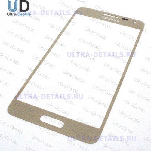Стекло для Samsung G850F (Alpha) (золотой)