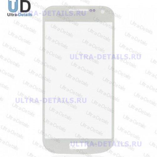 Стекло для Samsung i9190, i9192, i9195 (S4 mini) (белый)