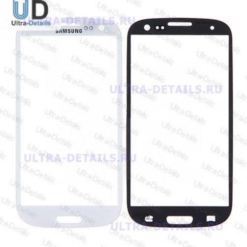 Стекло для Samsung i9300 (S3) (белый)