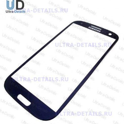Стекло для Samsung i9300 (S3) (синий)