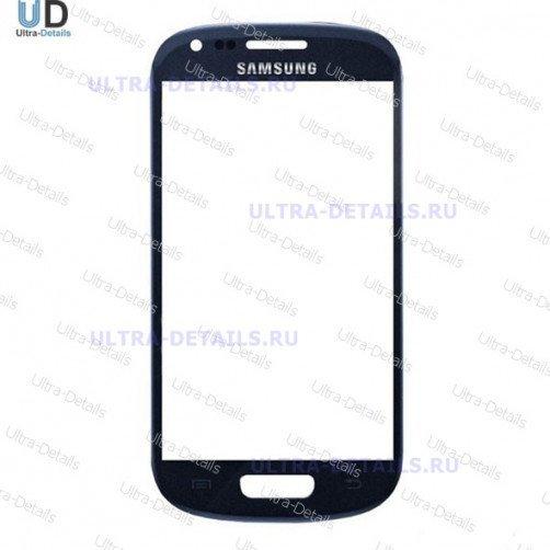 Стекло для Samsung S3 mini (черный)