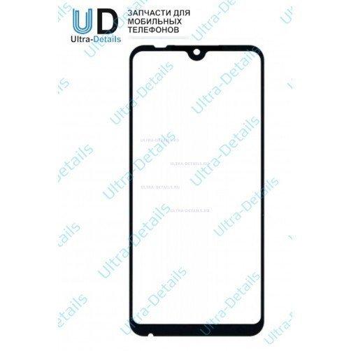Защитное стекло для Samsung A105F (A10) черный
