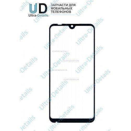 Защитное стекло для Samsung A107F (A10s) черный
