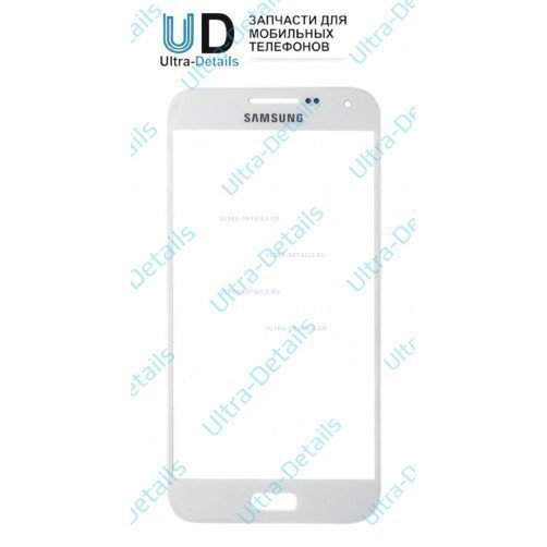Защитное стекло для Samsung E5 белый