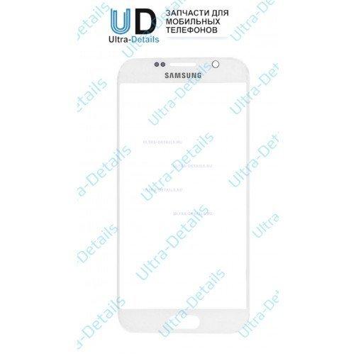 Защитное стекло для Samsung G920F, G920FD (S6, S6 Duos) (белый)
