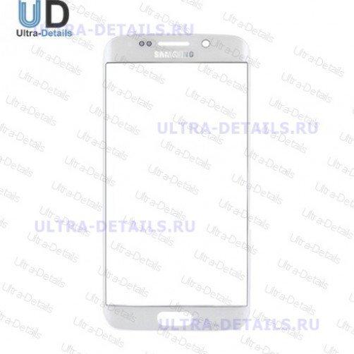 Защитное стекло для Samsung G935F (S7 Edge) (белый)