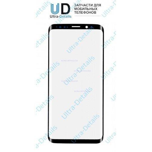Защитное стекло для Samsung G960 (S9) черный Оригинал