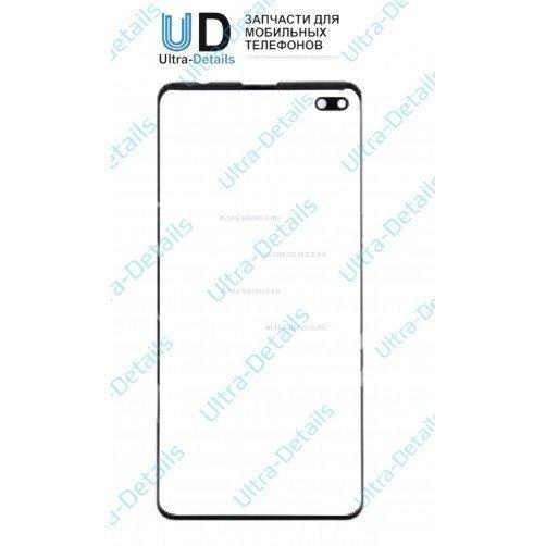 Защитное стекло для Samsung G975F (S10+) черный