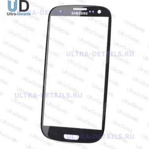 Защитное стекло для Samsung i9300 (S3) (черный)