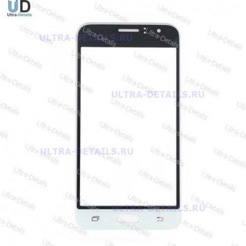 Защитное стекло для Samsung J120 белый