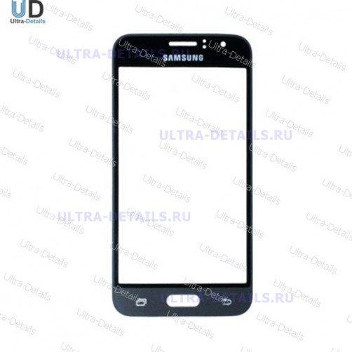 Защитное стекло для Samsung J120 черный