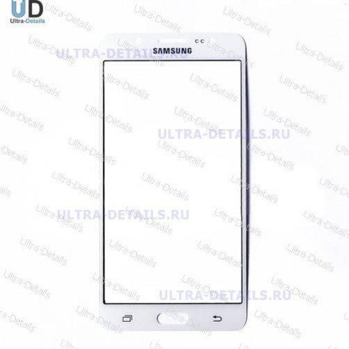 Защитное стекло для Samsung J510 белый