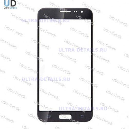 Защитное стекло для Samsung J510 черный
